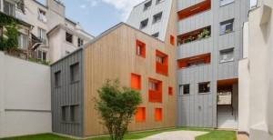 social housing parigi