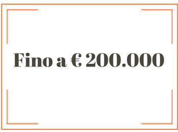 case fino a 200.000 €